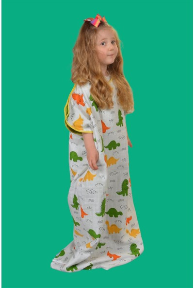 Muslin Dinazorlar Pijama Tulum