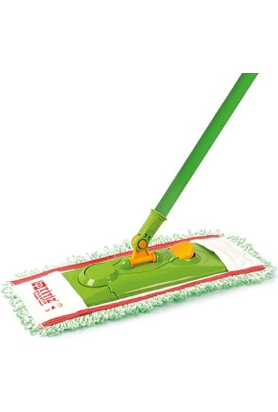 Titiz Plastik Mikrofiber Temizlik Mopu