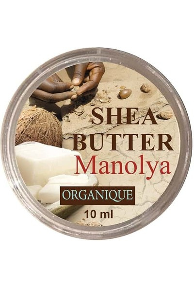 Organique Shea Butter Balm Manolya - 10 ml