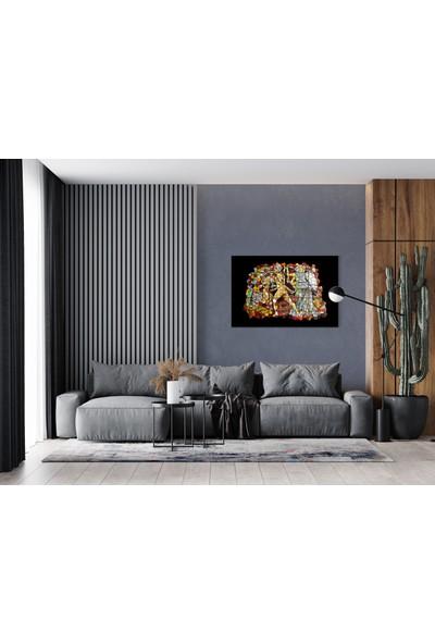 Treedi Art Duvar Sanatı Dekoratif Tablo