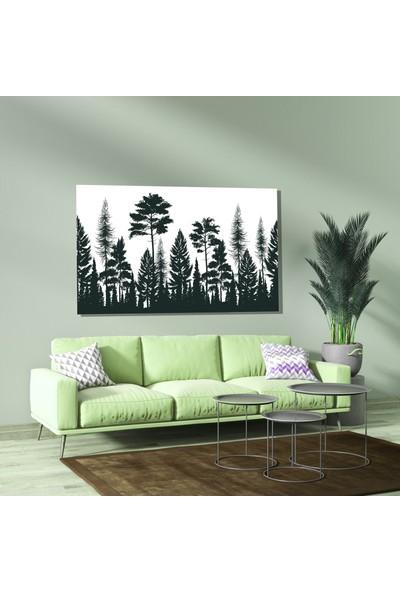 Treedi Art Hayal Ormanları Dekoratif Tablo