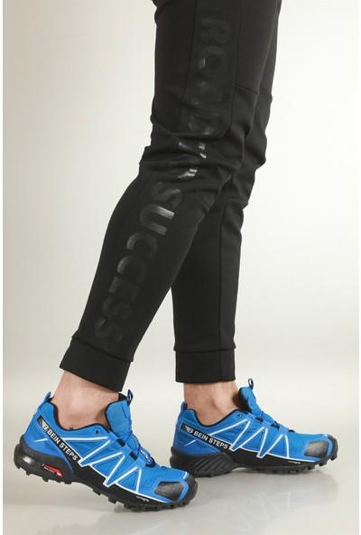 Günlük Rahat Sax Siyah Erkek Spor Ayakkabı 160