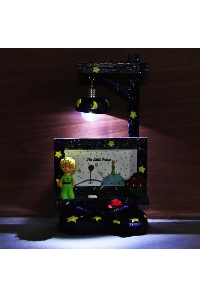 Hediyekanalı Küçük Prens 2 Set Küçük Prens Kutulu Kupa Küçük Prens Lamba