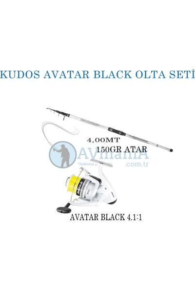 Kudos Avatar Black Surf Olta Seti