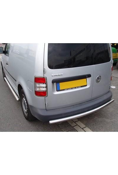 Yavuz Otomotiv Volkswagen Caddy Krom Arka Koruma Demiri