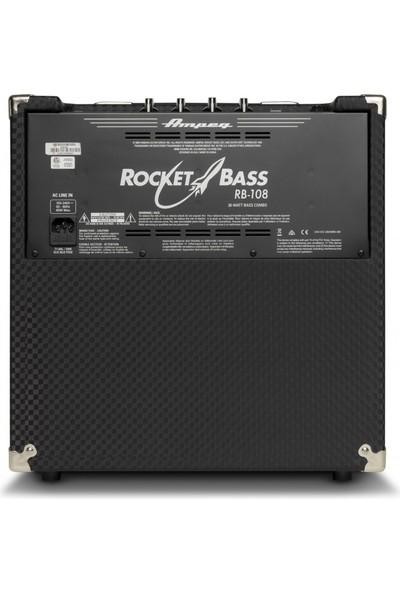 Ampeg Rocket Bass RB-108 Bas Gitar Amfisi