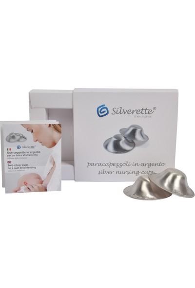 Silverette Gümüş Göğüs Ucu Koruma Kapağı