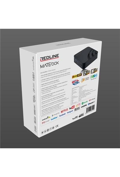 Redline Mate Box Android Tvbox Tv Box 2gb Ddr4 Ram