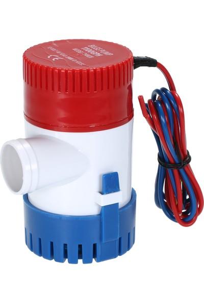 Gahome 12 V Elektrikli Pompa 1100GPH Deniz Sintine Pompası (Yurt Dışından)