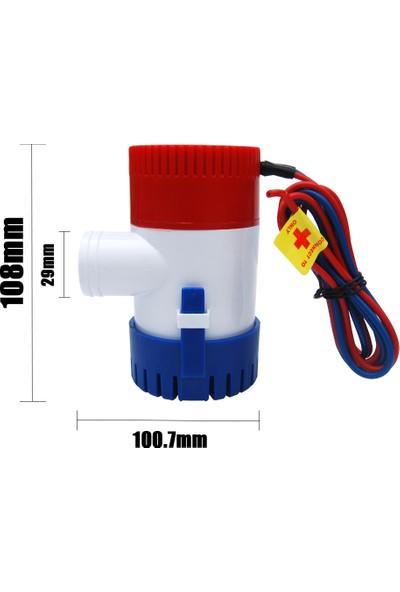 Gahome Sintine PUMP1100GPH Dc 12 V Elektrikli Su Pompası Aquario (Yurt Dışından)