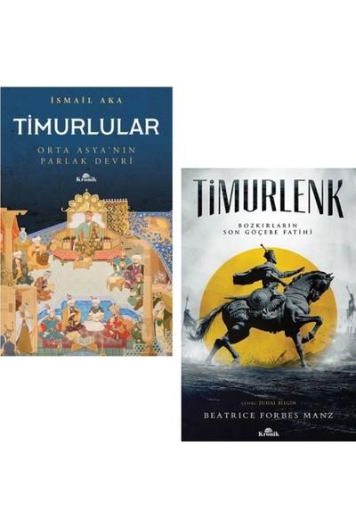 Timurlenk-Bozkırların Son Göçebe Fatihi - Timurlular Orta Asya'nın Parlak Devri 2 Kitap Set