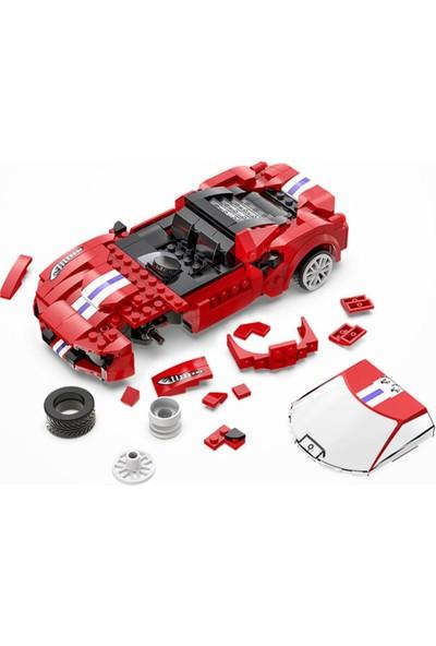 Oyuncak Diyarı Bzda LEGO Uzaktan Kumandalı Araba