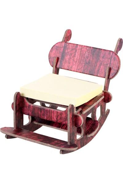 Sticky Yap Boz Sandalye Bloknot