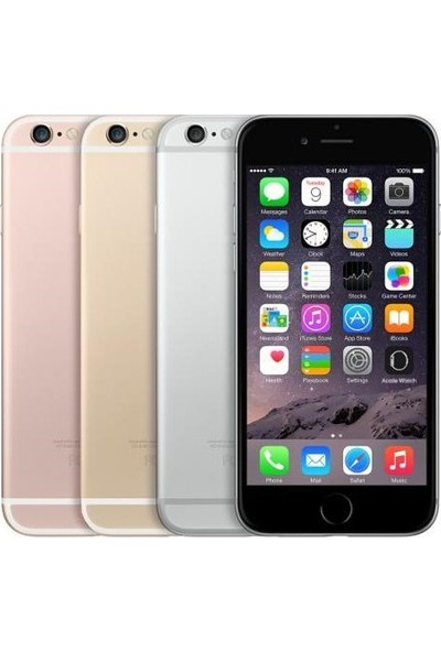 İkinci El Apple iPhone 6s 32 GB (12 Ay Garantili)