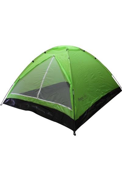 AND OUTDOOR Free Life Monodome 4 Kişilik Kamp Çadırı