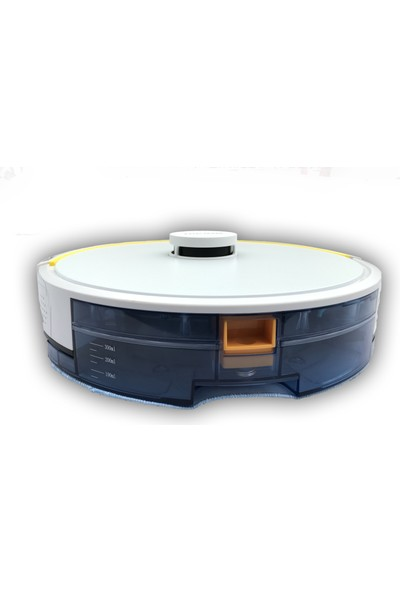 Hikıng Robot Süpürge Wacum Cleaner X8 Pro White