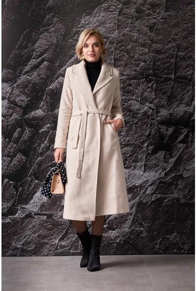 Taş Rengi Palto