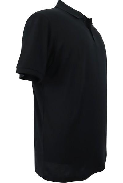 Rugatchi Büyük Beden Battal Boy Erkek Tişört Likralı Süprem Polo Yaka