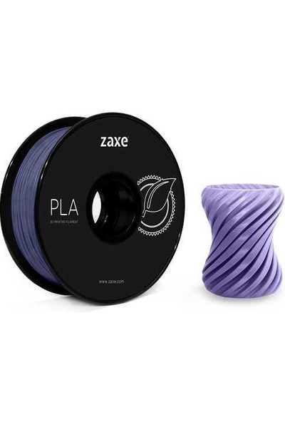Zaxe Pla 1.75 mm Galaksi Mavi Filament