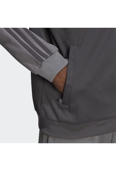 Adidas Sprt Colorblock Erkek Sweatshirt