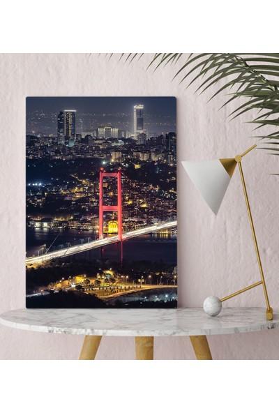 Bitmeyen Kartuş Bk Gift Istanbul Kanvas Tablo 30X50CM-5