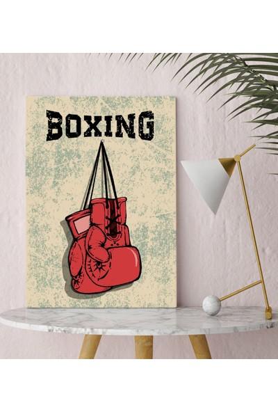 Bitmeyen Kartuş Bk Gift Boxing Tasarımlı Kanvas Tablo 30X50CM-4