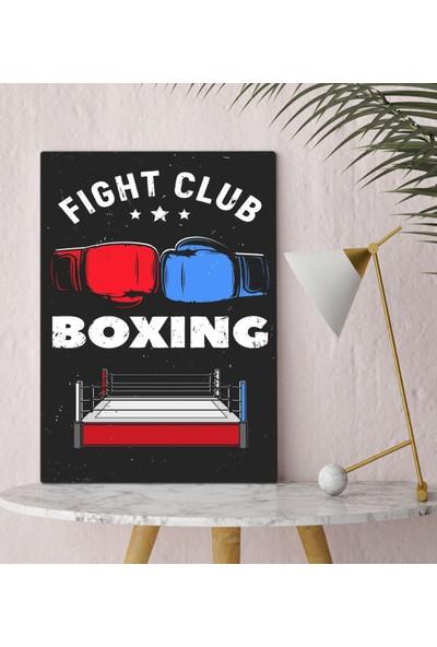 Bitmeyen Kartuş Bk Gift Boxing Tasarımlı Kanvas Tablo 30X50CM-2