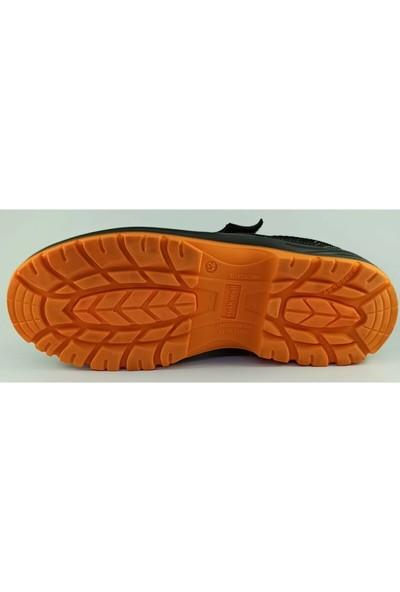 Rockwell Oberon Esd Orange S1 Iş Ayakkabısı