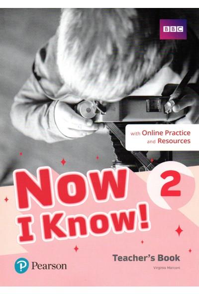 Pearson Education Yayıncılık Now I Know 2 Teacher's Book