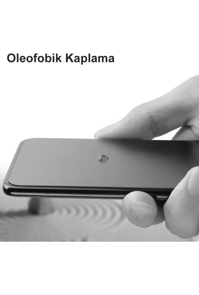 Tekno Family Apple iPhone Xs Max Kırılmaz Cam Tam Kaplayan Seramik Mat Nano Ekran Koruyucu