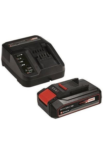 Einhell Power X-Change 2,5 Ah Akü ve Şarj Cihazı Seti