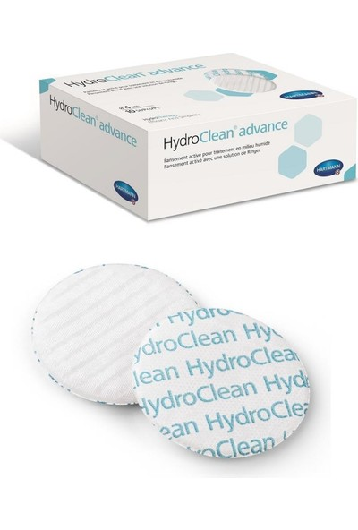 Hartmann Hydroclean Advance Yara Temizleme Pedi 4cm x 8cm 10 Adet