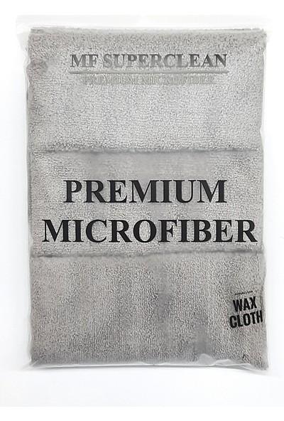Superclean Mikrofiber Cila Bezi - 3'lü Paket - 40X40 cm - 300 Gsm - Lazer Kesim