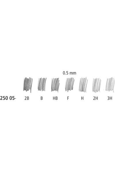 Staedtler Mars Micro Kalem Ucu 0,5mm 2b