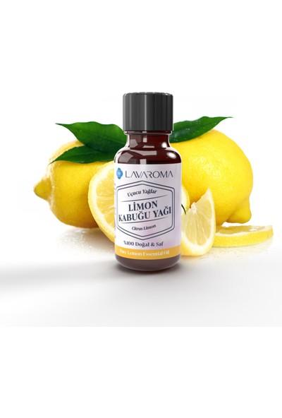Lavaroma Limon Kabuğu Yağı 10ML - Tüy Öteleyici Tüy Azaltıcı Serum