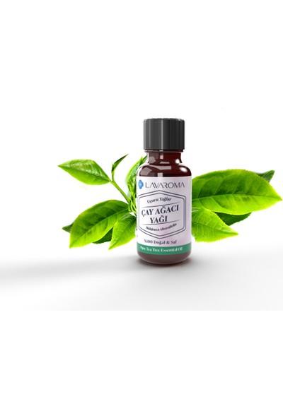 Lavaroma Çay Ağacı Yağı 10ML