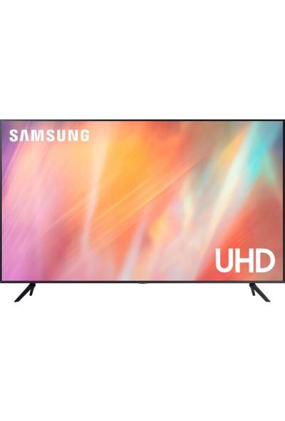 """Samsung 65AU7000 65"""" 165 Ekran Uydu Alıcılı 4K Ultra HD Smart LED TV"""