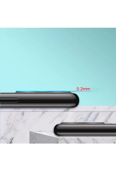 Fibaks Samsung Galaxy M12 Arka Kamera Koruyucu Temperli Nano Cam Lens Koruma