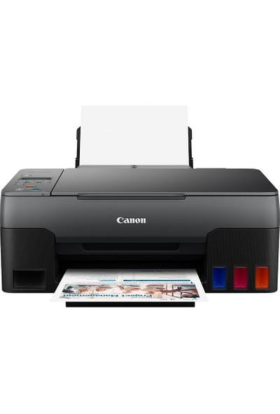 Canon G2420 Renkli Mürekkep Tanklı Yazıcı / Fotokopi+Tarama (Canon Eurasia Garantili)
