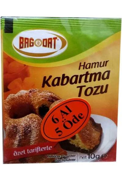 Bağdat Hamur Kabartma Tozu 10 gr x 5 Paket