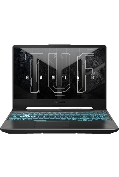 "Asus TUF Gaming FX506HC-HN011 Intel Core i5 11400H 8GB 512GB SSD RTX 3050 Freedos 15.6"" FHD Taşınabilir Bilgisayar"