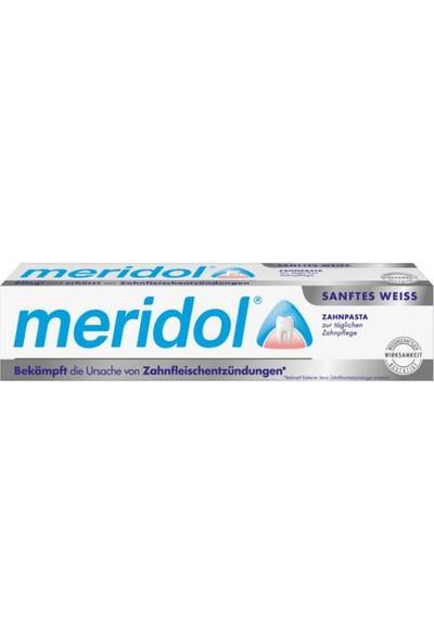 Meridol Ağız Bakım Suyu 400 ml +Meridol Gentle White Diş Macunu 75 ml