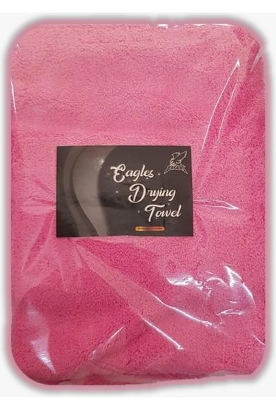 Eagles Drying Towel Yüksek Su Emiş Gücü Kurulama Havlusu 45*80 E