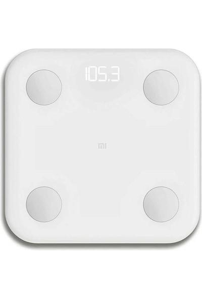 Xiaomi Body Composition Scale 2 Akıllı Tartı Baskülbluetooth Yağ Ölçer (Vücut Kitle Endeksi)