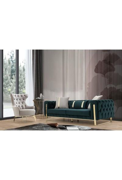 Beyaz Home Collection Nirvana Berjer