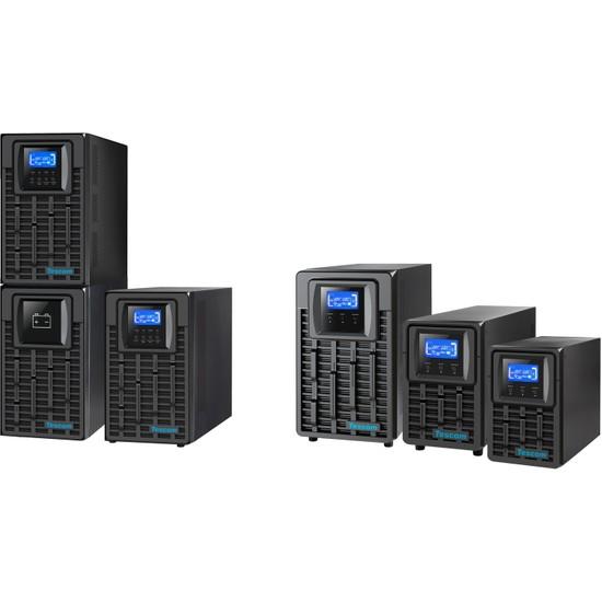 Tescom Ups Kesintisiz Güç Kaynağı Teos 106 6000 VA/5400 W-16 x 7AH + Mby-Pass
