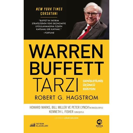Warren Buffett Tarzı - Robert G. Hagstrom