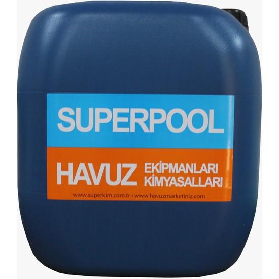 Superpool Sıvı Parlatıcı Topaklayıcı 10 Lt