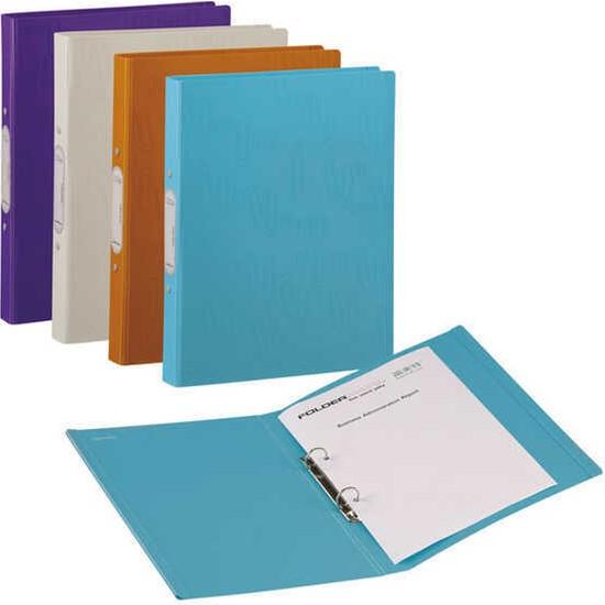Foldermate Iclip 2 Halkalı Klasör A4 Beyaz