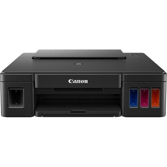 Canon PIXMA G1411 Renkli Mürekkep Tanklı Yazıcı (Canon Eurasia Garantili)